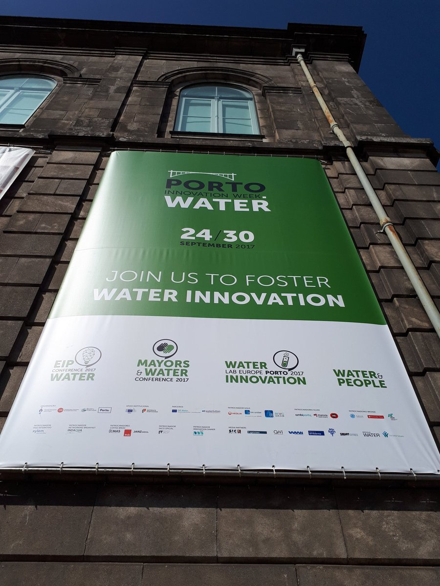 PortoInnovationWaterWeek